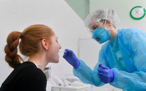 где сделать анализ на коронавирус в спб